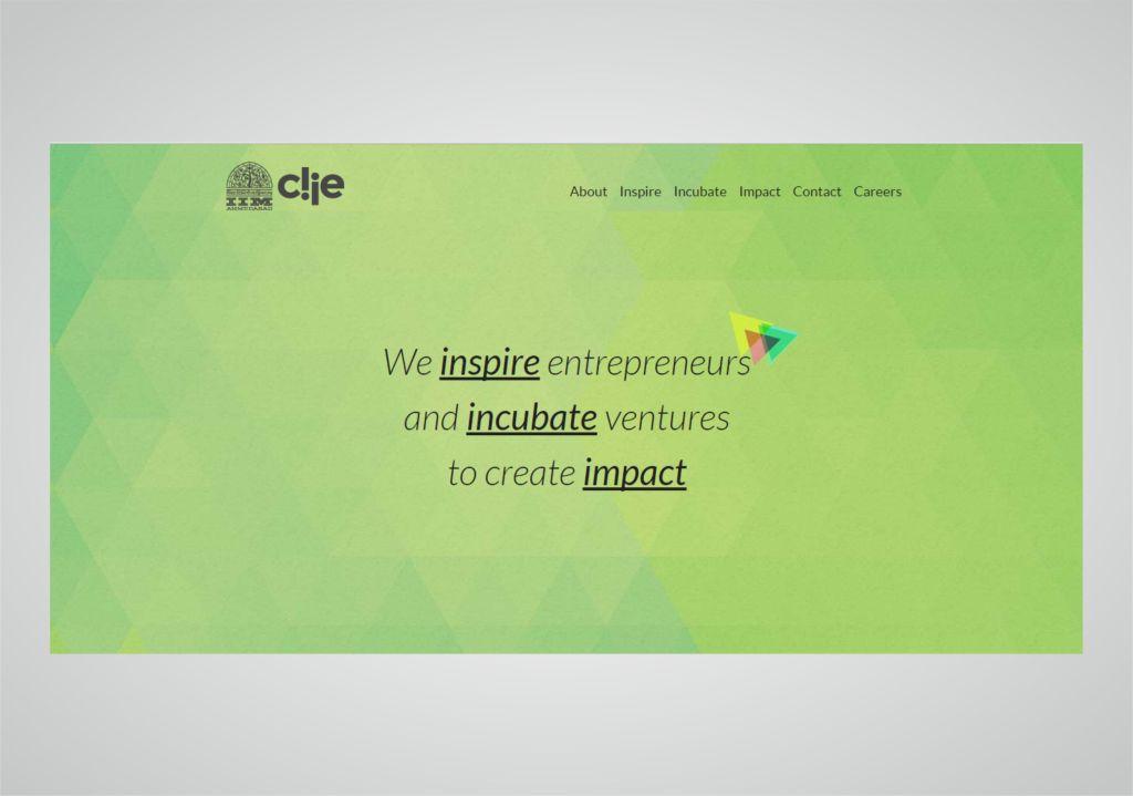 CIIE - IIM-A