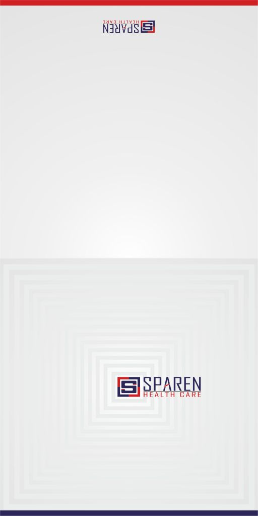 Sparen Healthcare Brochure